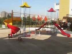 Frp Playground Slides