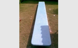 Readymade Diving Board
