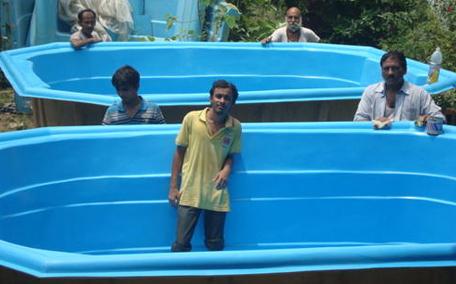 Readymade Swimming Pool in Greater Noida, Uttar Pradesh - D. G. Designs