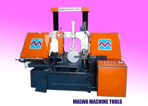 300 Twin Column Semi Automatic Bandsaw Machine (TCSA)