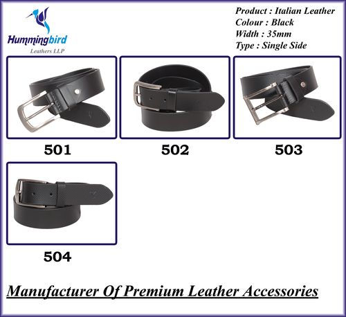 P18 Premium Italian Leather Belt (Sirp Leahter)