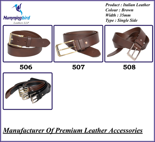 P19 Premium Italian Leather Belt (Sirp Leather)