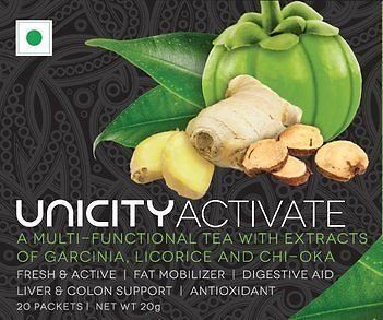 Unicity Activate Extracts