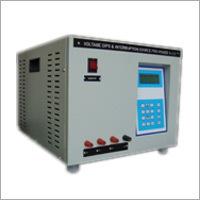 Voltage Dips & Interruption Test Jig