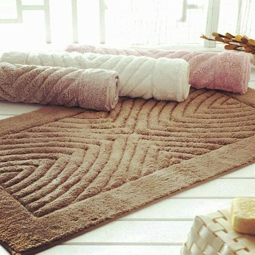 Cotton Tufted Bathmats