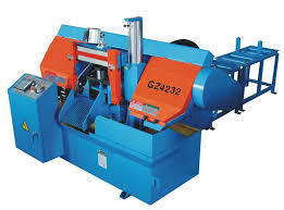 Fully Automatic Metal Cutting Band Saw Machine