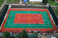 Multifunctional Court