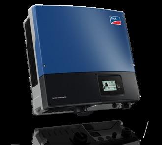 Sunny Tripower Solar PV Inverter STP 20000TL-30
