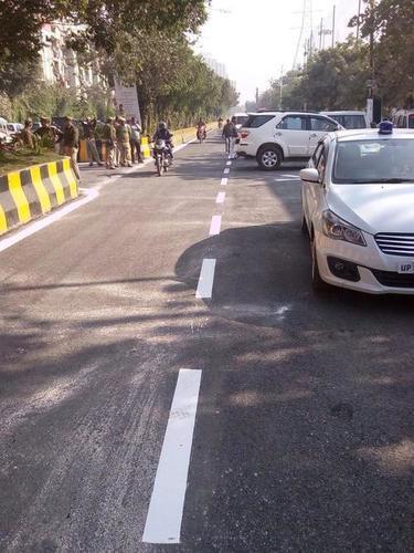 Thermoplastic Road Marking Material in  Pataudi Road