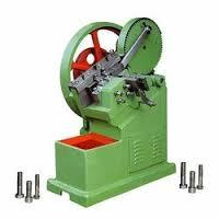 Commercial Thread Rolling Machine