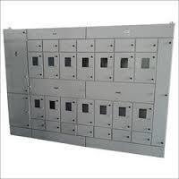 Electric Lt Meter Panel