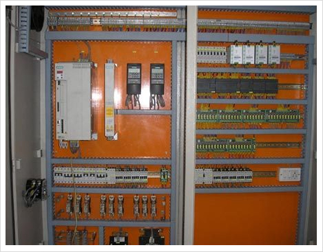 Electrical Ac Drive Panel