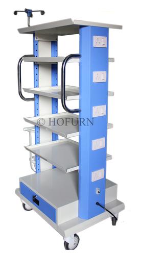 Monitor Trolley for Hospital in  Paschim Vihar
