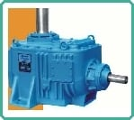 """""""B & ABM Series"""" Bevel Helical Cooling Tower Gearbox"""