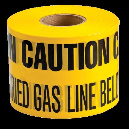 Gas Pipe Warning Tape in  Hari Nagar