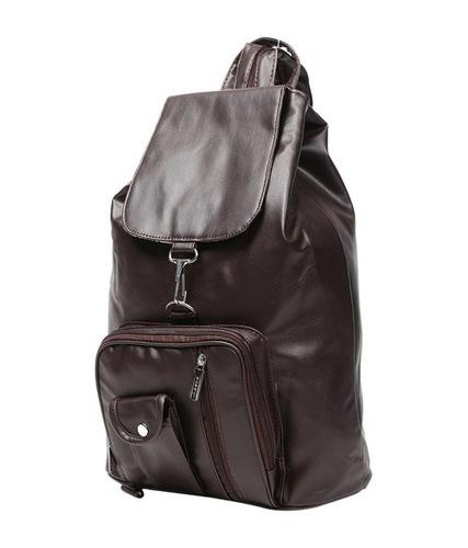 Leather Backpack in  Taimoor Nagar