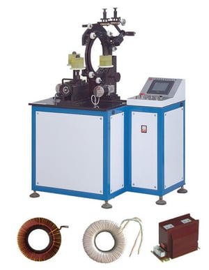 Coil Winding Machine for CT