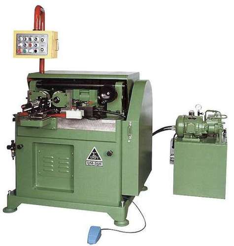 Hydrolic Thread Rolling Machine in  Focal Point Phase - V