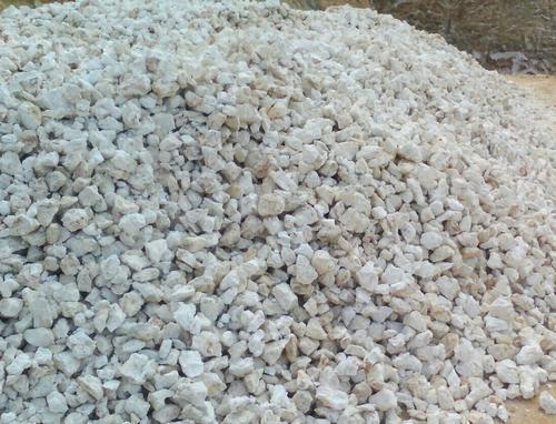 Raw Magnesite Lumps