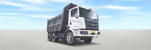 Multi Axle Tipper Trucks