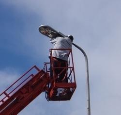 Street Light Installation Services