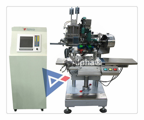 3-Axis Double Color Cleaning Brush Tufting Machine