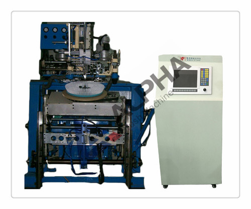 5-Axis Drilling And Tufting Brush Machine