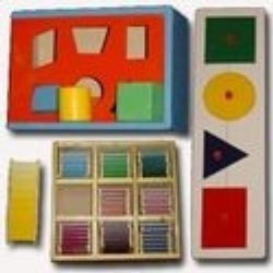 Basic Shapes And Colours For Education