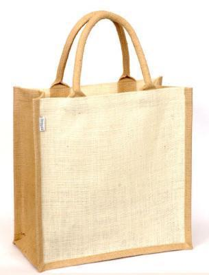 Jute Shopping Bag Fawn East Of India