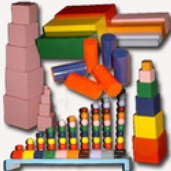 Montessori Equipment For Education