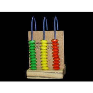 Students Abacus Small For Education
