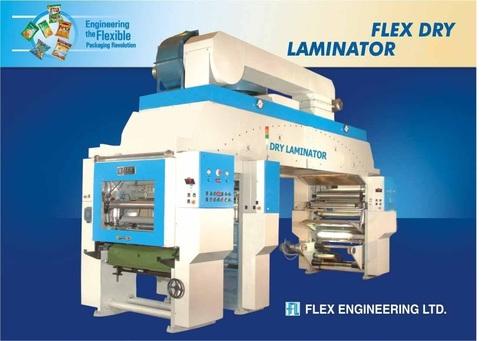 Dry Lamination Machines