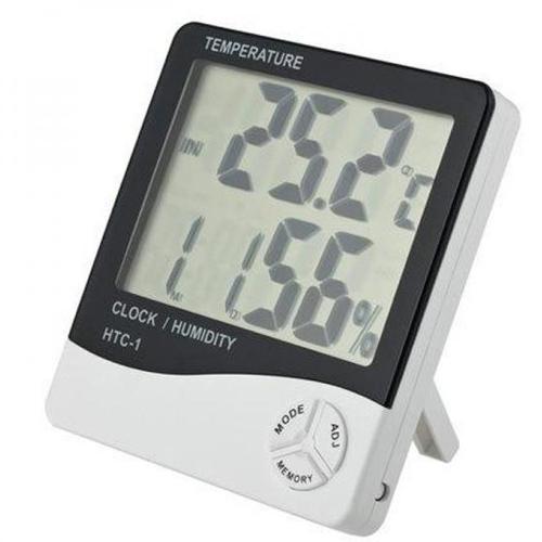 Hygrometer Meter Clock