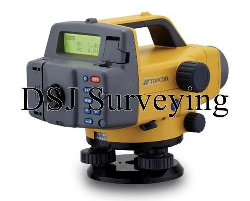 Topcon DL 502 32X Digital Auto Level