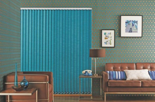 Vertical Blinds in  55-Sector