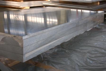 Aluminium B51s Plates