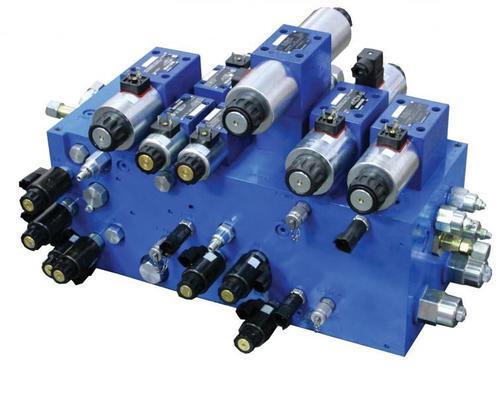 Hydraulic Valve Manifolds - Aplomb Machines India Pvt  Ltd