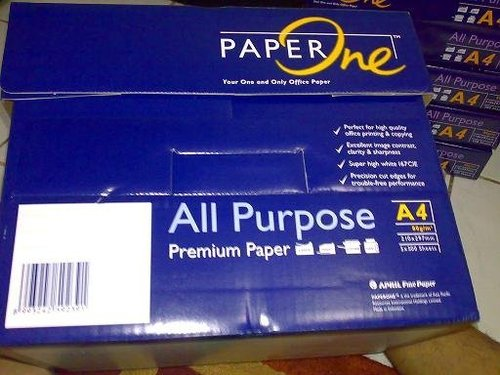 Paper One A4 80 Gsm Paper