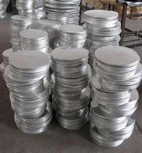 Aluminium 31000 Circles