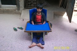 Corner Chair Equipment For Cp Child