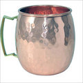 Designer Copper Mug in   Near Shri Radha Puram