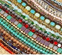 Attractive Color Artificial Beads