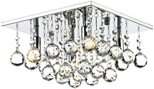Ceiling Crystal Chandelier