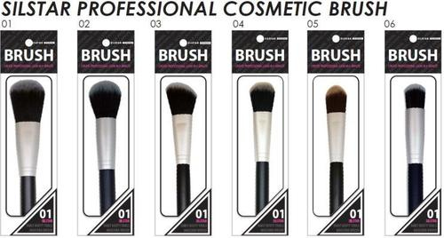 Silstar Cosmetic Brushes
