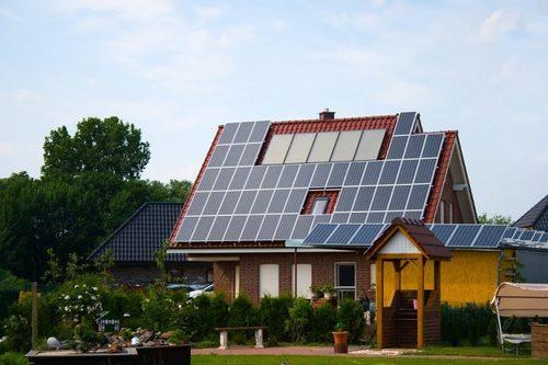 Solar Home System in   Sathana Jakatnaka