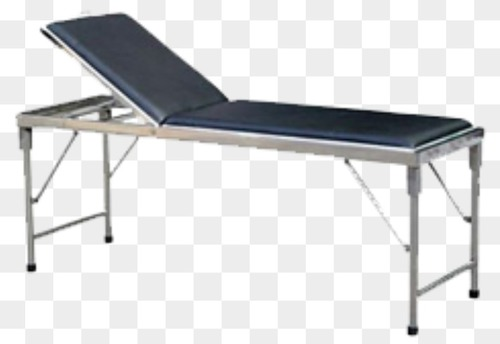 Stainless Steel Examination Couch