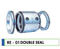 Double Mechanical Seals (RE 01 Double Seal)