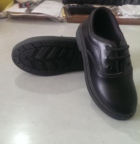 Kids Black Color Shoes