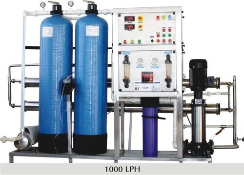 Mineral Water Plant 1000 Lph