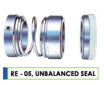 Single Coiled Seals Re 05 Series